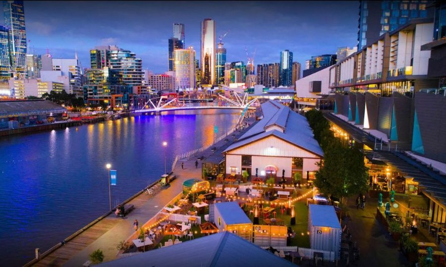 Your Guide To Christmas Day Dining In Melbourne What S On